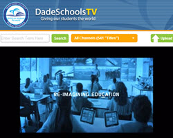Dade Schools using Eduvision to enhance community relations