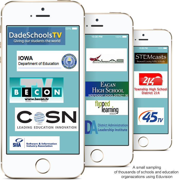 Key Eduvision clients and partners